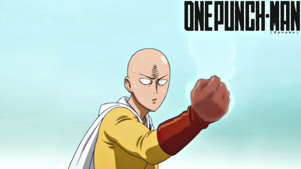 anime one punch man 59702