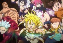 seven deadly sins Best characters